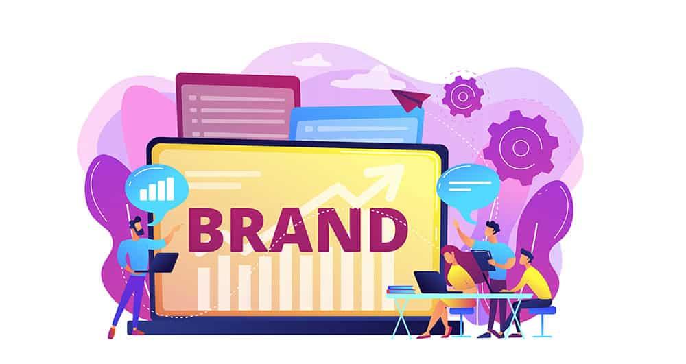 مراحل انتقال علامت تجاری
