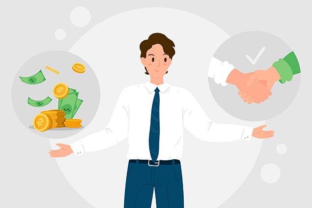 سرمایه، سود، زیان شرکت تضامنی