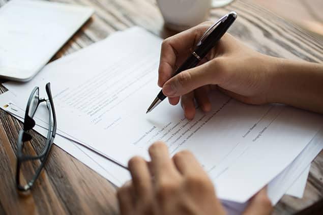 اقدامات دادگاه برای تنظیم سند رسمی